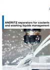 ANDRITZ Separators for Coolants and Washing Liquids Management - Brochure