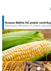 Model HZ for Starch Application - Brochure