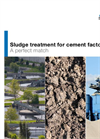 Sludge Treatment for Cement Factories - Brochure