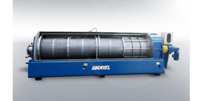 ANDRITZ - Model C-Press - Efficient Sludge Dewatering