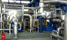 Model PYU - Pressure Drum Filter