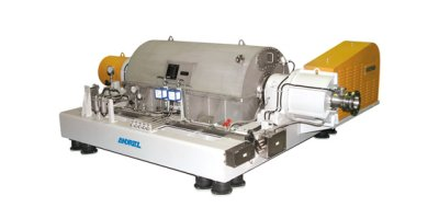 Andritz - Model Series A - Solid Bowl Decanter Centrifuge