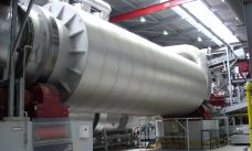 ANDRITZ Vandenbroek - Model VDB - Rotary Drum Dryer