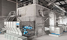 ANDRITZ - Model BDC - Belt Drying System