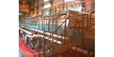 Andritz - Sludge Drying Process System