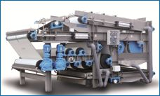 PowerPress - Mechanical Dewatering Belt Presses