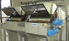 Girapac and Girasieve - Rotating Drum Screens for Wastewater Pre-Treatment