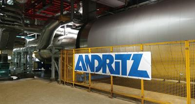Andritz - Model DDS - Drum Drying System