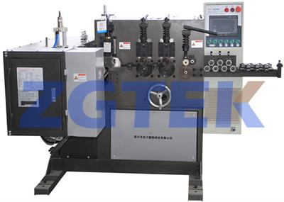 Model R-6-300E - Automatic Ring Making & Welding Machine R-6-300 E Series