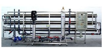Model BWD 15000 - Reverse Osmosis Plant