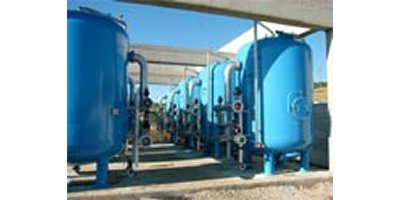 Model 8 FAS/R 250 - Filtration Plants