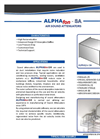 ALPHAfon-SA - Sound Attenuators - Brochure
