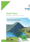 Tricel Novo Wastewater treatment system brochure