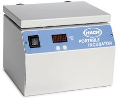 Hach Lange - Portable Incubator, 12 Vdc, 30 to 50 C (+/- 0.5 C)