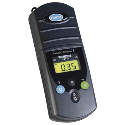 Hach Lange - Pocket Colorimeter II Test Kit for Phosphate Analysis
