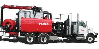 AllJetVac - Model P Series - Sewer Cleaner