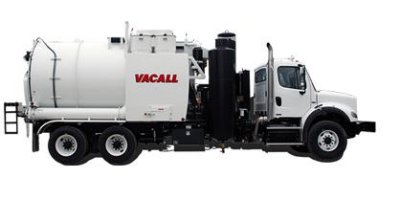 VACALL - Model AllVac - Industrial Vacuum Loader Air Vacuum Trucks