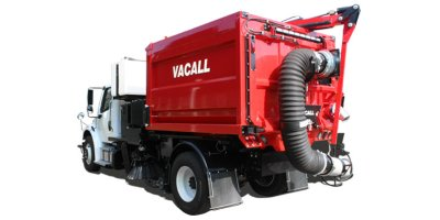 VACALL - Model AllSweep - Street and Runway Sweeper