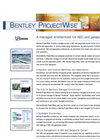 Bentley Facilities Inquirer Brochure
