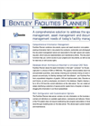 Bentley Facilities Planner