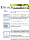 Bentley Facilities Reports Brochure