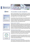 Location Data Manager Brochure
