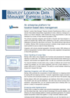 Location Data Manager Express Brochure