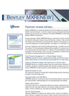 Bentley MXRENEW Brochure
