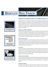 Bentley Rail Track Brochure