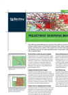 Product Data Sheet Projectwise Geospatia Management Brochure (PDF 269 KB)