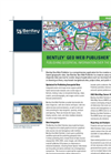 Bentley-Geo-Web-Publisher Product Data Sheet Brochure (PDF 271 KB)