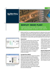Bentley Inside Plant Product Data Sheet Brochure (PDF 217 KB)