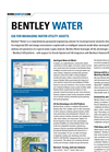 Bentley Water Brochure (PDF 148 KB)