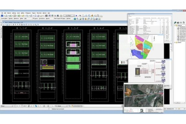 Network Design and GIS Software-1