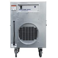 OmniAire - Model 2000C - HEPA Air Filtration Machine