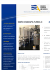 ADVANCEES - SWRO - Medium Desalination Containerized 35000 GPD - Turbo Datasheet