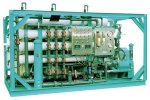 Off Shore base - Model PX SW - Reverse Osmosis Systems for Seawater Desalination