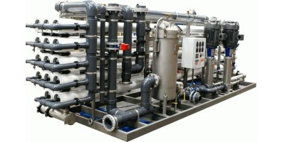 AESINC - Model BW Series - Brackish Reverse Osmosis Systems