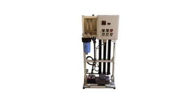 AESINC - Model SW Series - Seawater Desalination System