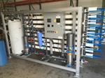 Medium and Large Seawater Reverse Osmosis Desalination Systems
