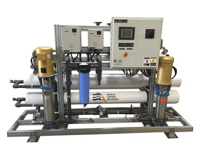 Medium and Large Seawater Reverse Osmosis Desalination Systems-3