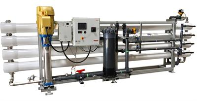 Medium and Large Seawater Reverse Osmosis Desalination Systems-2
