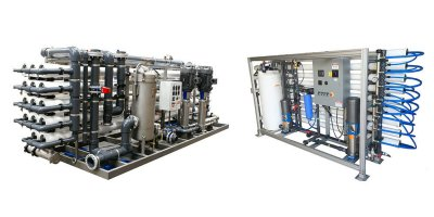 ADVANCEES - Model BWRO - Brackish Reverse Osmosis Systems
