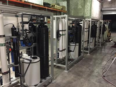 Small Seawater Systems Land Base Desalination System-1