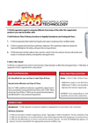 F 500 Overview Brochure