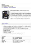 GSM-60 Gas Sampling Monitor Brochure