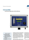 CO-GUARD - Compressed Airline Monitor Brochure
