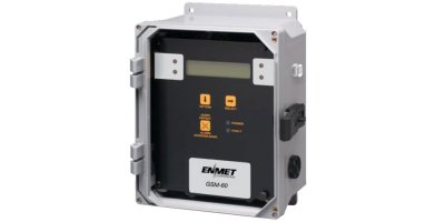 Model GSM-60 - Gas Sampling Monitor with Internal Pump and Sensors