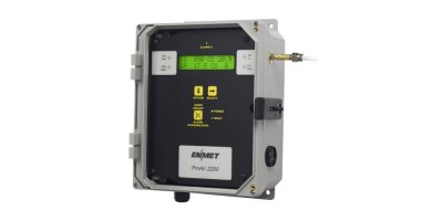 ENMET - Model ProAir 2200 - Compact Compressed Airline Monitor