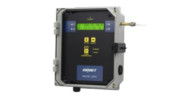 ENMET - Model MedAir 2200 - Carbon Monoxide (CO) and Dew Point Monitor